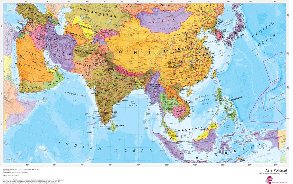 Asia Political