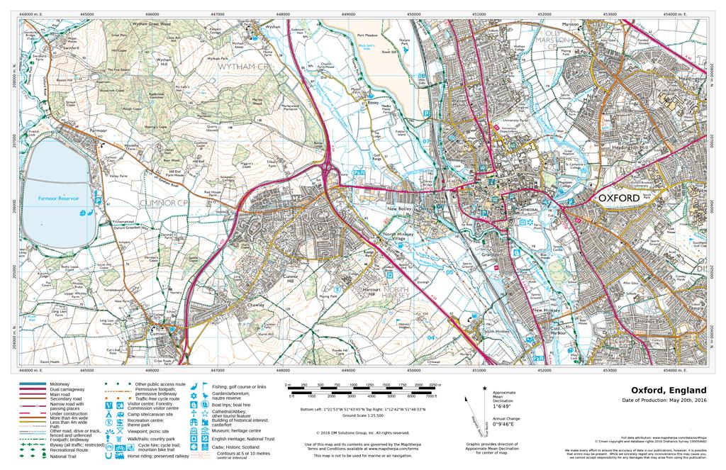 UK Topographic